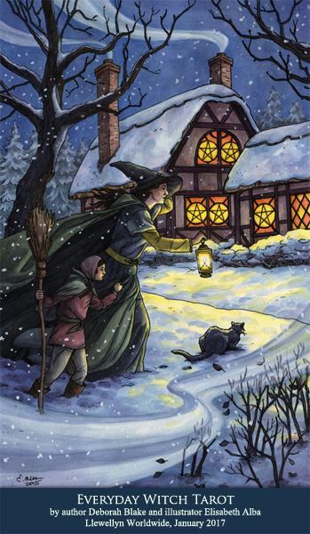 Everyday Witch Tarot